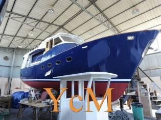 Custom Cantiere Navale Del Delta 52