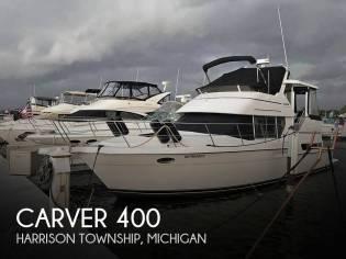 Carver CMY 400