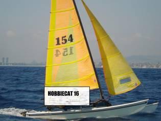 HobbieCat 16