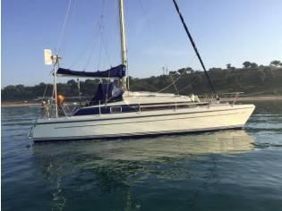Prout Catamaran 37