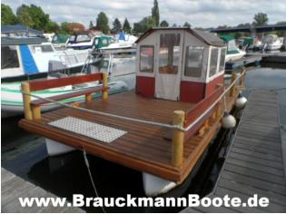 Woma Mini-Hausboot Flisak 6