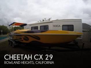 Cheetah CX 29