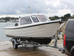 Orkney 592 fishing boat