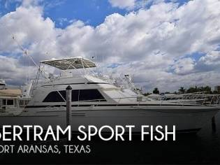 Bertram Sport Fish