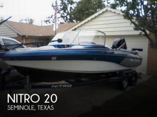 Nitro Fish & Ski 290
