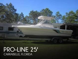 Pro-Line 2550 Mid Cabin Walkaround