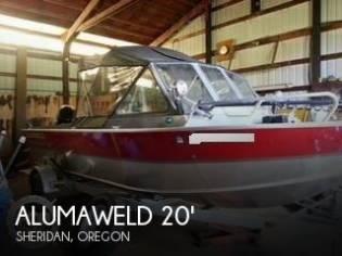 Alumaweld 202 Blackhawk
