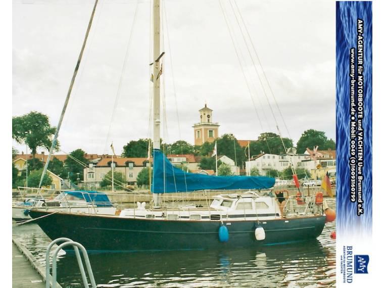 Holl. Werftbau (NL) - CARENA 37 - drastisch