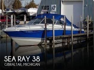 Sea Ray 370 Sun Sport