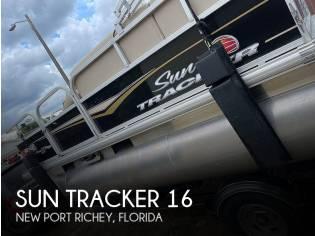 Sun Tracker 16