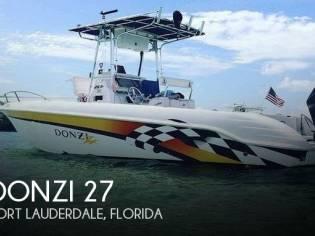 Donzi 28 ZF