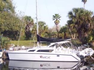 2001 Gemini Catamaran Sailboat