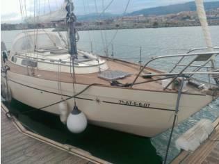 velero coxegas de madera