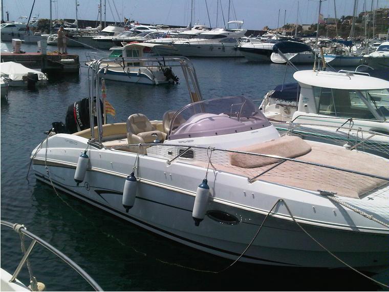 Flyer 750 Sun Deck