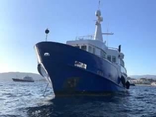 Custom Tugboat 110'