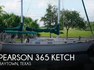 Pearson 365 Ketch
