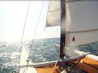 Catamaran DART 18
