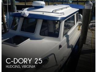 C-Dory Tom Cat 255