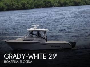 Grady-White Marlin 30
