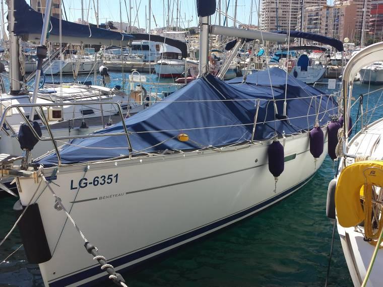 Oceanis Clipper 343