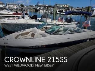 Crownline 215SS