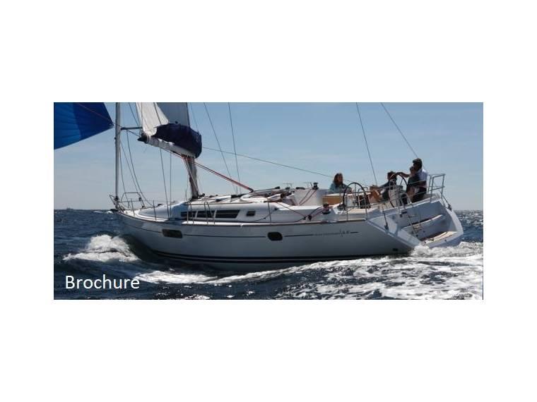 Sun Odyssey 44i Performance
