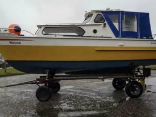 Motorboot Curtevenne Beluga,
