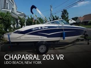 Chaparral 203 VR