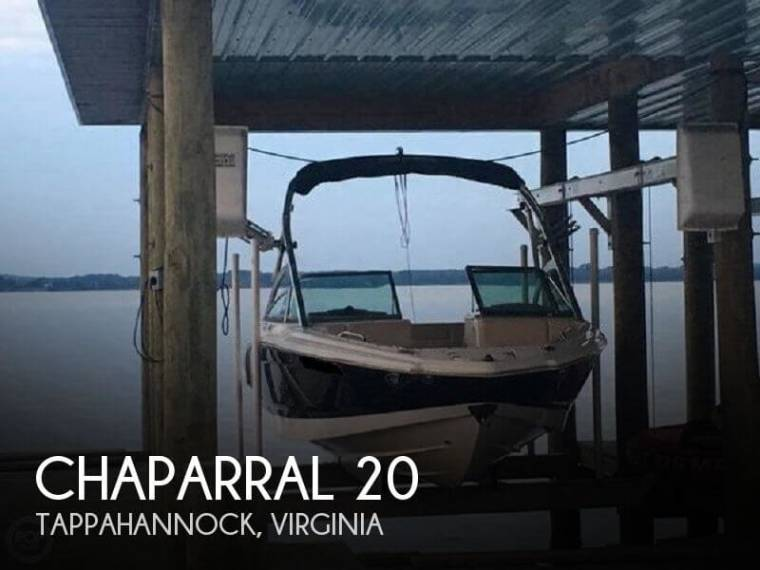 Chaparral 206 SSI