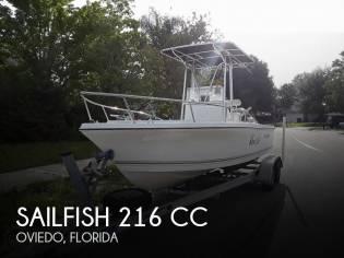Sailfish 216 CC