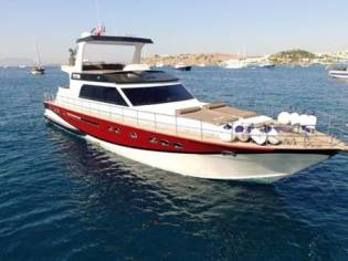 Custom Motor Yacht 19M