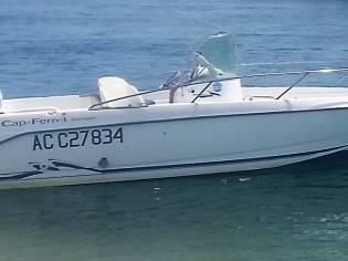 B2 Marine Cap Ferret 652 Open