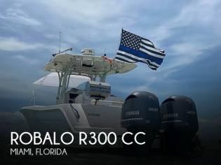 Robalo R300 CC