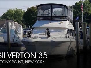 Silverton 35