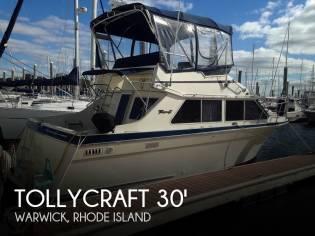 Tollycraft Sport Cruiser 30