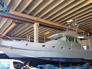 Custom SAI Ambrosini SportFisher Boat