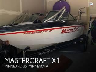 Mastercraft x1