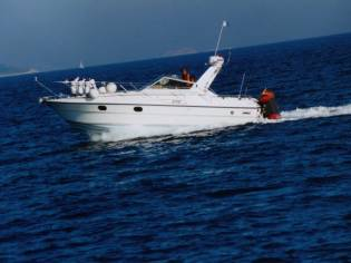 Princess Riviera 286 im Top Revier