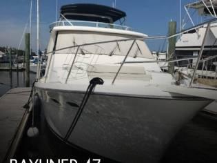 Bayliner 4788 Pilot House Motor Yacht