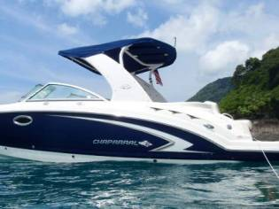 Chaparral Sunesta 264 Wide Tech