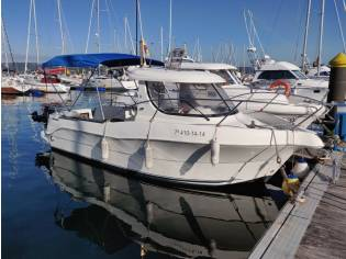 QUICKSILVER CAPTUR ARVOR 215 AS