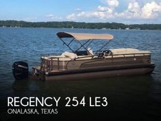 Regency 254 LE3