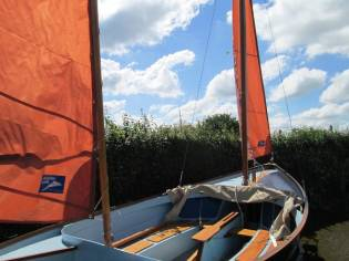 Swallow Boats Storm 17