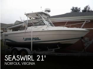 Seaswirl 2150 Striper
