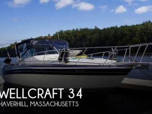 Wellcraft 3400 Gran Sport