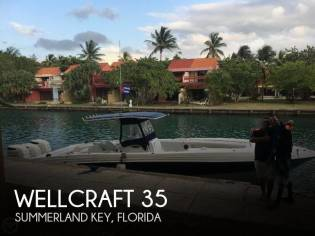 Wellcraft 35 Scarab Sport