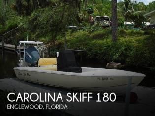 Carolina Skiff Sea Chaser 180 Flats Series