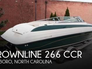 Crownline 266 CCR