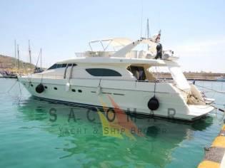 Ferretti Yachts 72'