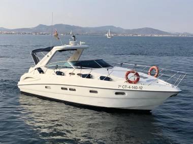Sealine S38